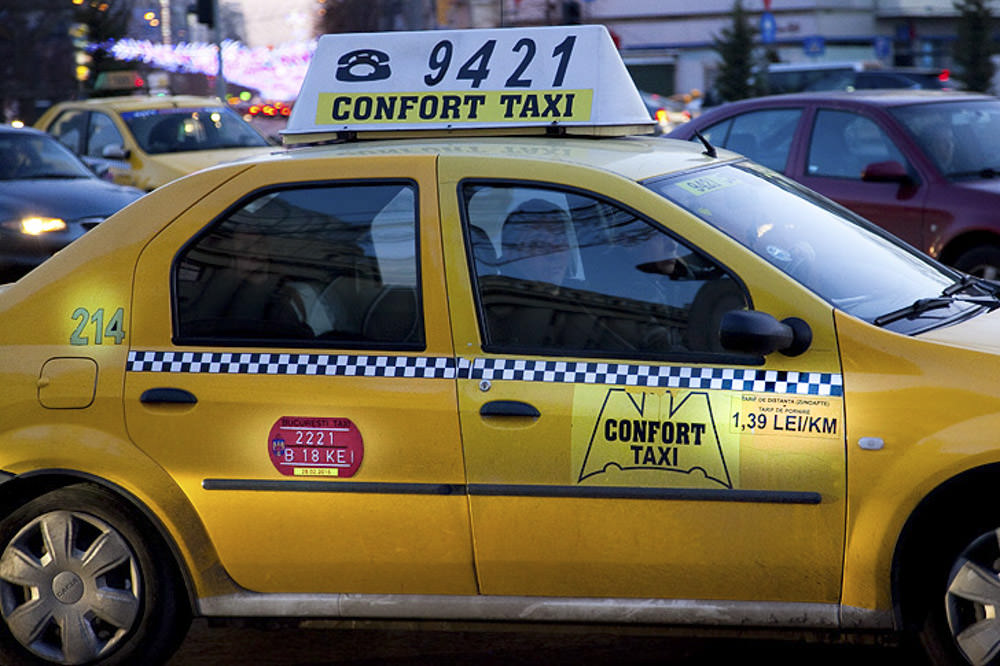 Bucharest for beginners – Taxi in Bucharest